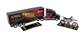 Geico Honda Kevin Windham Team Set