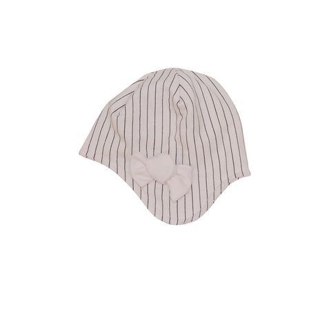 heart fleece hat
