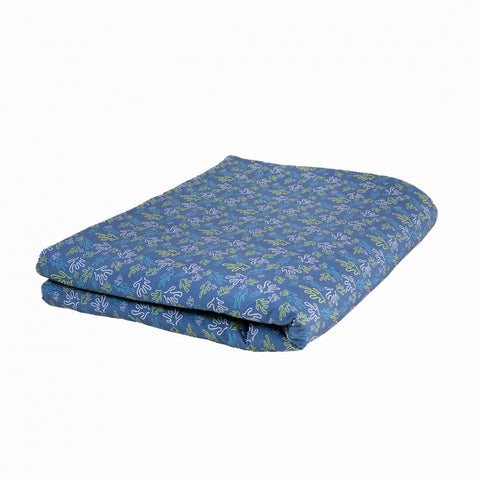 seaweed quilted play mat
