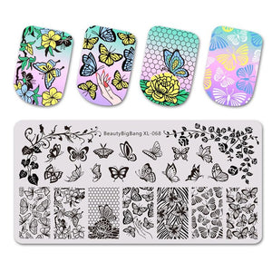 Beauty BigBang XL-068 Stamping Plate