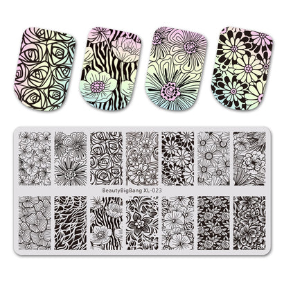 Beauty BigBang XL-023 Stamping Plate