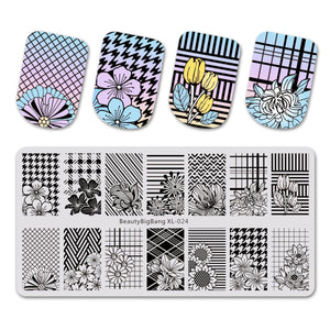 Beauty BigBang XL-024 Stamping Plate