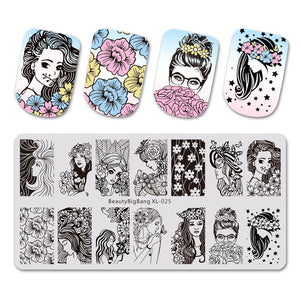 Beauty BigBang XL-025 Stamping Plate