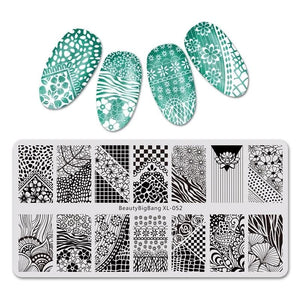 Beauty BigBang XL-052 Stamping Plate