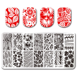 Born Pretty BP-L047 Stamping Plate