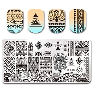 Born Pretty BP-L048 Stamping Plate