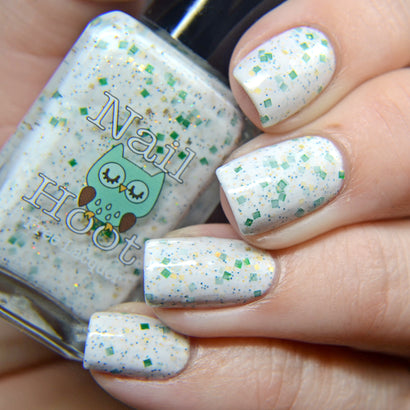 Lucky Little Leprechaun St. Patrick's Day Indie Nail Polish