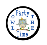 Party Owl The Time Anniversary Indie Polish