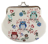 Adorable Owl Large Coin Purse