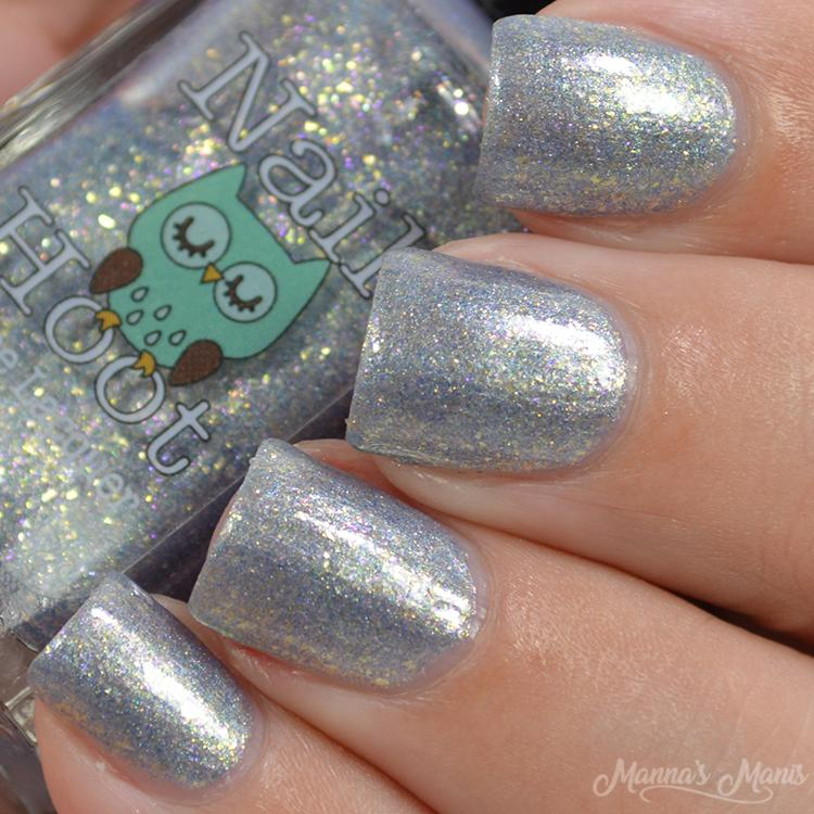 Afloat An Airboat Indie Nail Polish