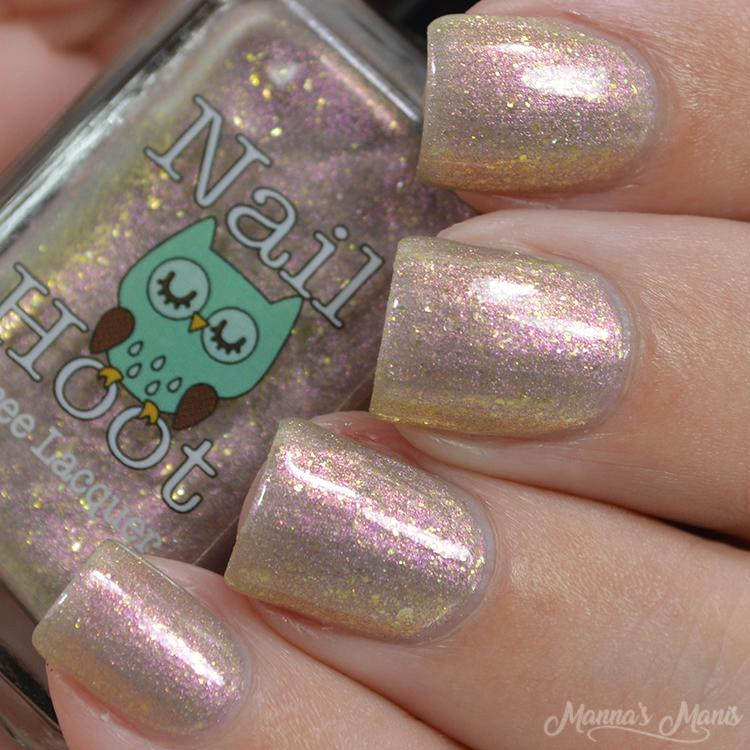 Alligator Pee Indie Nail Polish