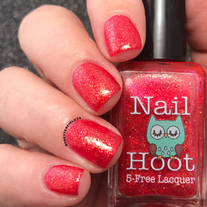 Autumn Fire PPU Sept Revival | Indie Polish By Nail Hoot