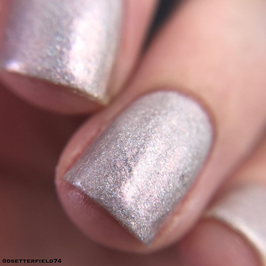 Bath And Beauty - April Diamond Birthstone Indie Nail Polish