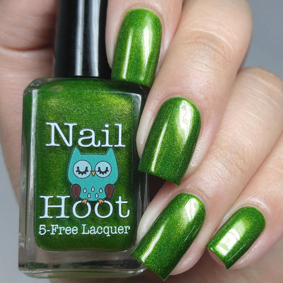 Bath And Beauty - August Peridot Birthstone Indie Nail Polish