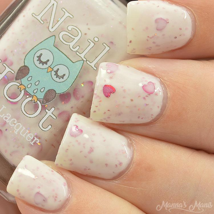 Bath And Beauty - Cupid's Arrow Valentine's Day Indie Polish