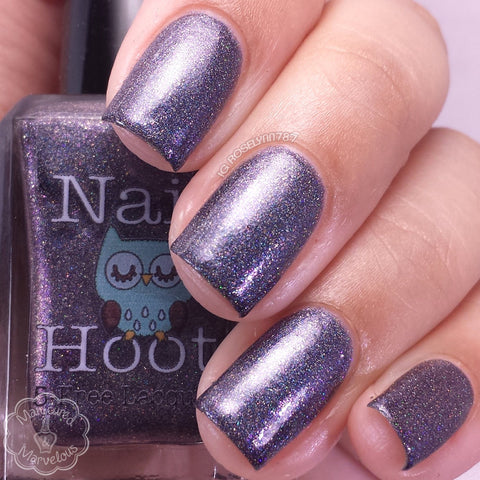 Bath And Beauty - Dark Matter By Nail Hoot (Space Galaxy Trio)