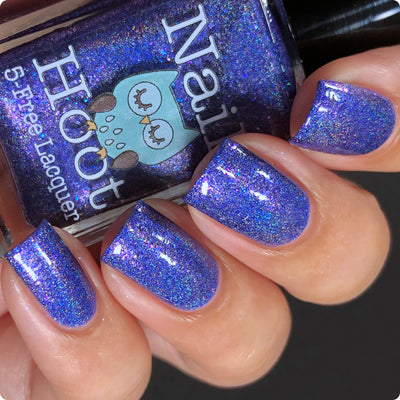 Bath And Beauty - December Tanzanite Birthstone Indie Polish