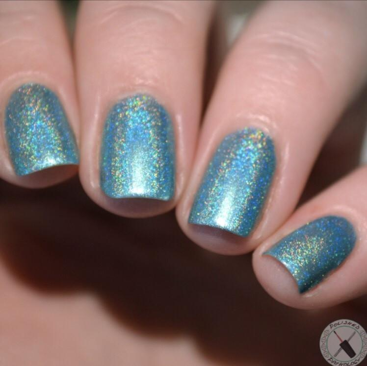 Bath And Beauty - December Turquoise Birthstone Indie Nail Polish