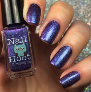 Bath And Beauty - Deuteronomy By Nail Hoot (The Beginning Collection)