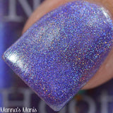 Bath And Beauty - February Amethyst Birthstone Indie Nail Polish