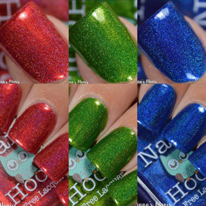 Bath And Beauty - July, August, September Birthstone Trio