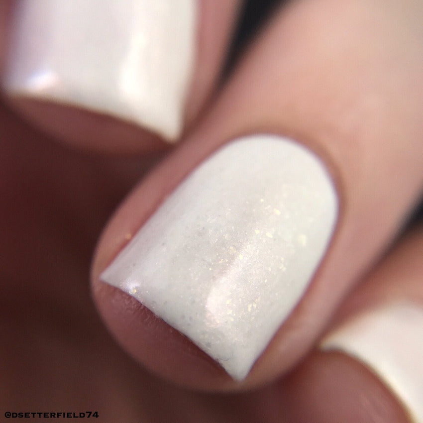 Bath And Beauty - June Pearl Birthstone Indie Nail Polish