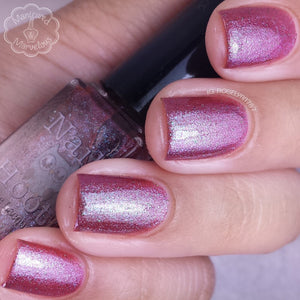 Bath And Beauty - Licorice Twist By Nail Hoot (Candy Land Collection)
