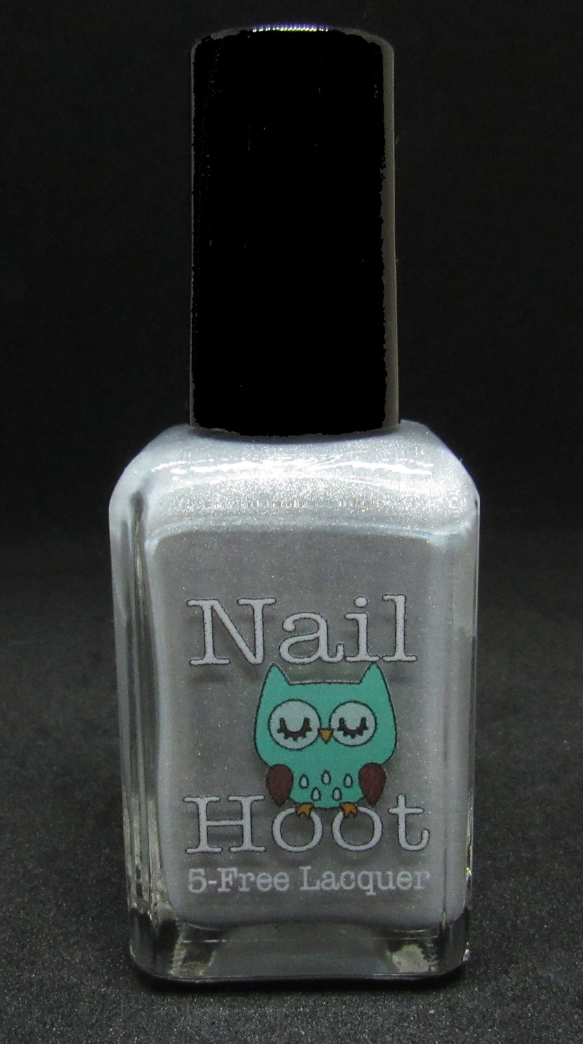 Bath And Beauty - Light Silver Stamping Indie Polish