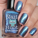 Bath And Beauty - Look Whoo's Turning One Anniversary Indie Polish