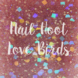 Bath And Beauty - Love Birds Valentine's Day Polish By Nail Hoot