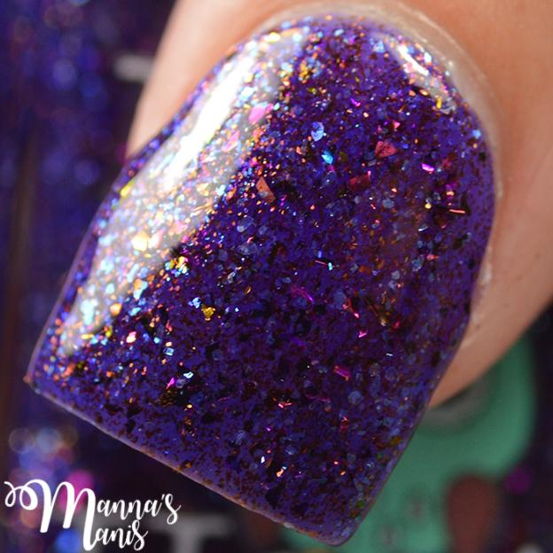 Bath And Beauty - Merry Magpie Indie Polish