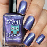 Bath And Beauty - Morning Glory By Nail Hoot (Fancy Floral)