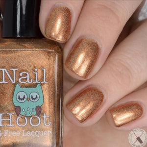 Bath And Beauty - November Topaz Birthstone Indie Nail Polish