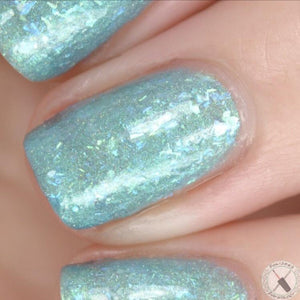 Bath And Beauty - October Opal Birthstone Indie Nail Polish