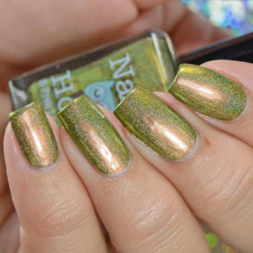 Bath And Beauty - October Tourmaline Birthstone Indie Polish