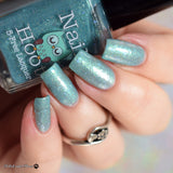 October Opal Birthstone Indie Nail Polish