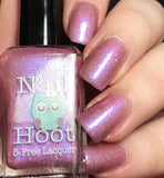 Bath And Beauty - Owl Be Yours Valentine's Day Indie Polish
