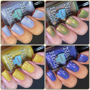 Bath And Beauty - Sept, Oct, Nov, Dec Alternative Birthstone Quad