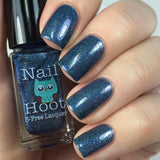 Bath And Beauty - Space Galaxy Trio Part II By Nail Hoot