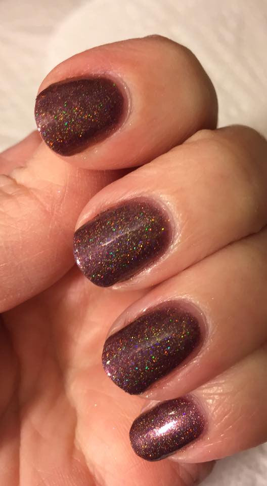 Bath And Beauty - Space Galaxy Trio Part II Presale By Nail Hoot