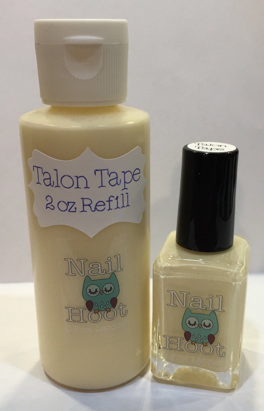 Bath And Beauty - Talon Tape & Refill Set (5 Bottle Equivalent)