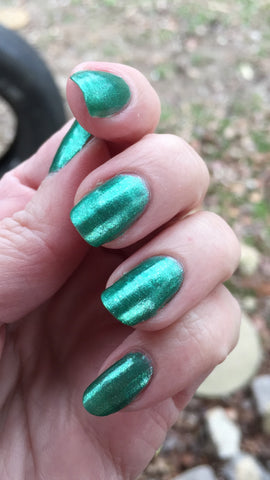 Bath And Beauty - Terra Nova By Nail Hoot (Blog Custom)