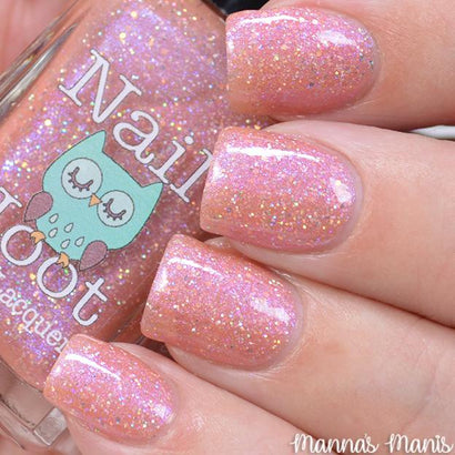 Bath And Beauty - The Fairy Dance Indie Polish