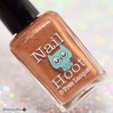 Bath And Beauty - Topaz November Birthstone Nail Polish By Nail Hoot