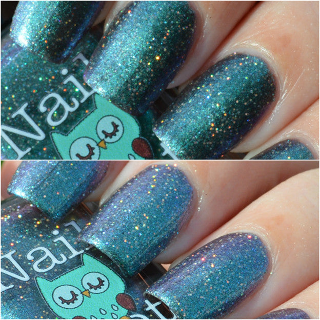 Bath And Beauty - Whooo Wants Cake? Anniversary Polish By Nail Hoot