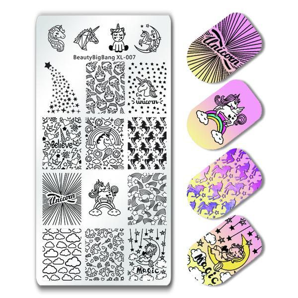 Beauty BigBang XL-007 Stamping Plate
