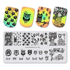 Beauty BigBang XL-012 Stamping Plate