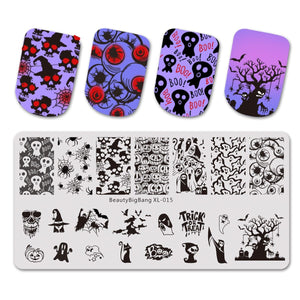 Beauty BigBang XL-015 Stamping Plate