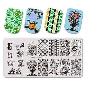Beauty BigBang XL-016 Stamping Plate