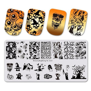 Beauty BigBang XL-019 Stamping Plate